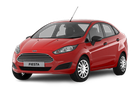 Ford Fiesta седан 2019 года